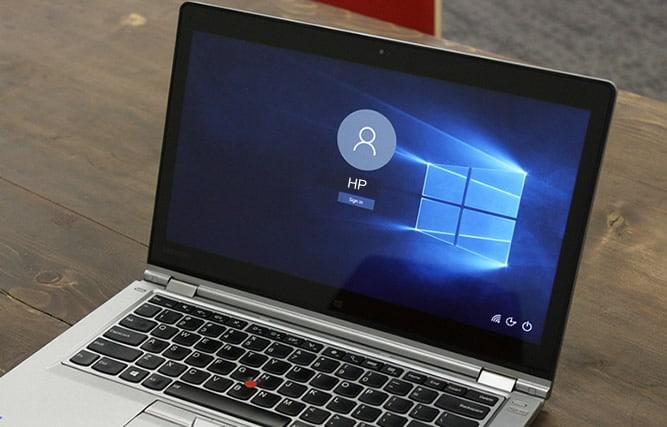 Cómo restablecer la contraseña de Windows en un equipo portátil HP sin disco 2019