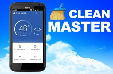 clean master para movil