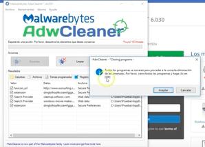 como eliminar malware