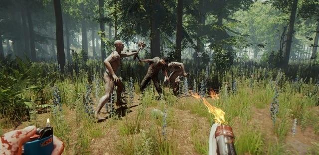 Descargar The Forest, juego de supervivencia