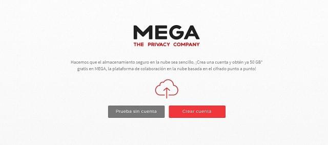 Descargar MEGASync gestor de descargas oficial de MEGA