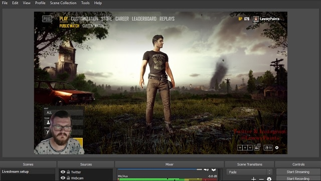 Descargar Open Broadcaster Software (OBS) gratis
