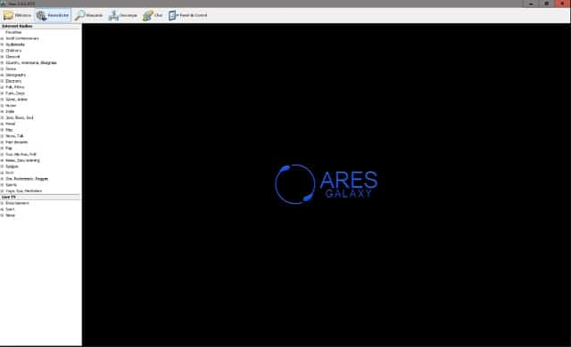 Descargar Ares Galaxy
