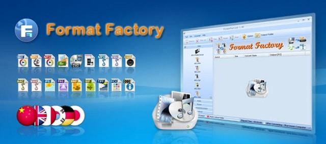 Descargar Format Factory gratis para convertir archivos