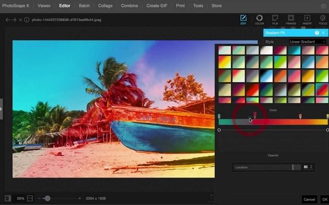 Descargar PhotoScape gratis para editar fotos