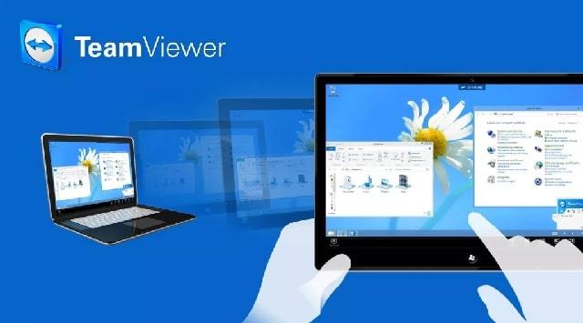 Descargar TeamViewer para control remoto