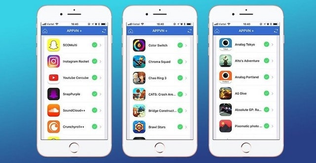 Descargar Appvn para conseguir aplicaciones móviles