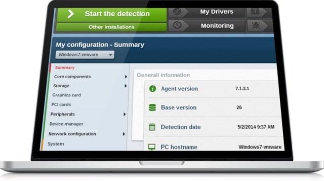 Descargar Ma-Config para instalar drivers y controladores