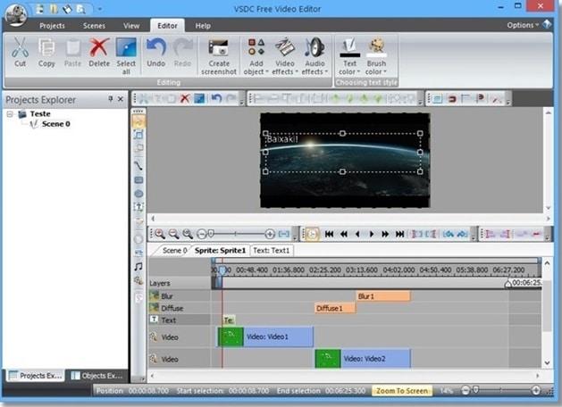 descargar vsdc free video editor
