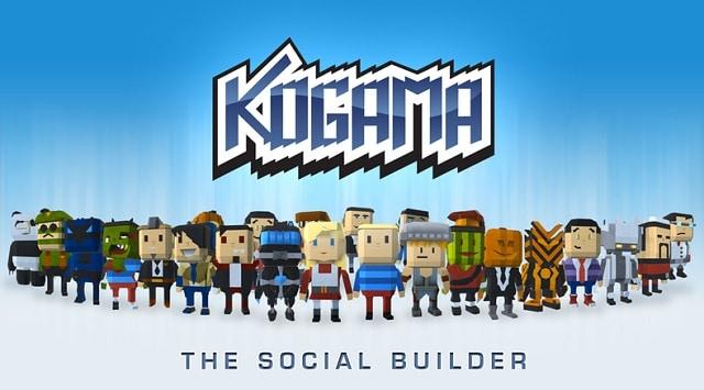 Kogama para jugar a juegos online