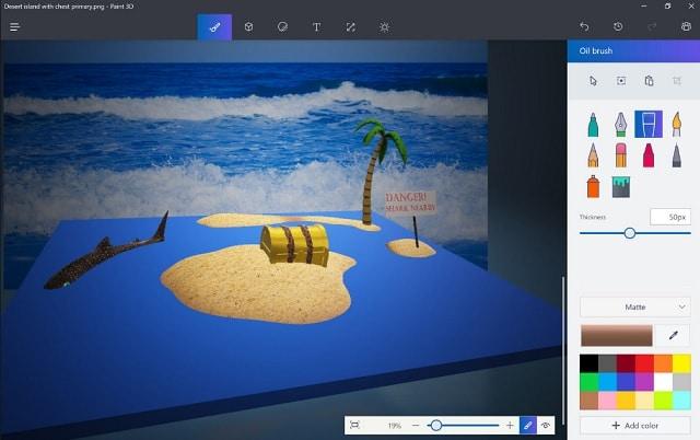 Descargar Paint 3D