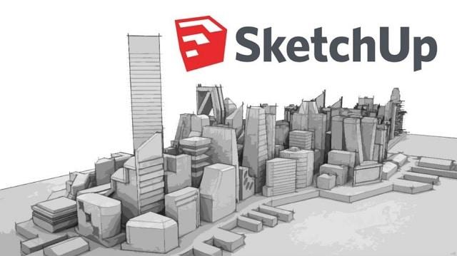 Descargar SketchUp para hacer modelado 3D y 2D