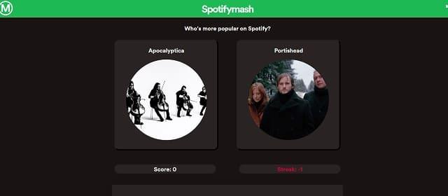 spotifymash