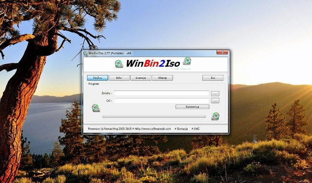 Descargar WinBin2Iso