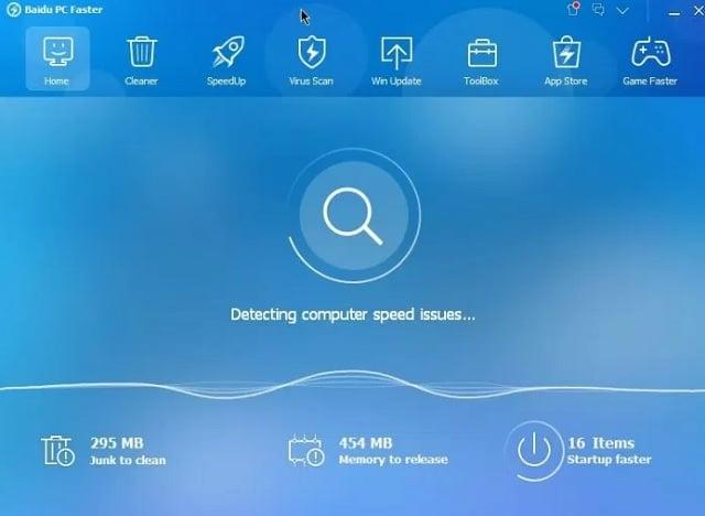 Descargar Baidu PC Faster