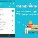 free instabridge wifi