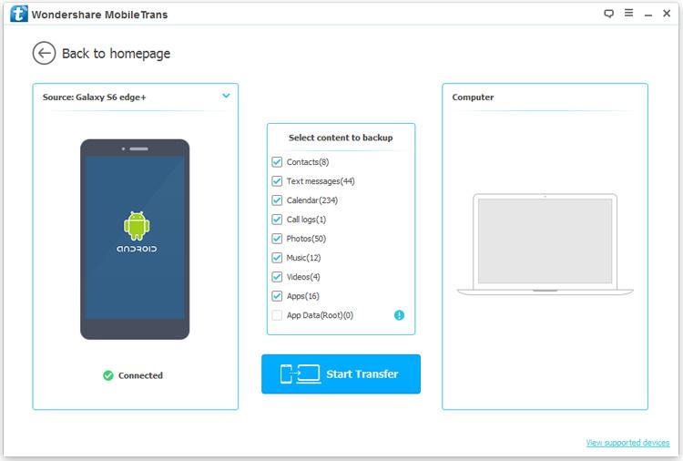 software de copia de seguridad android samsung